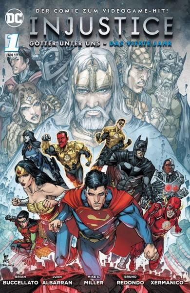 Injustice: Götter unter uns - Das vierte Jahr 1