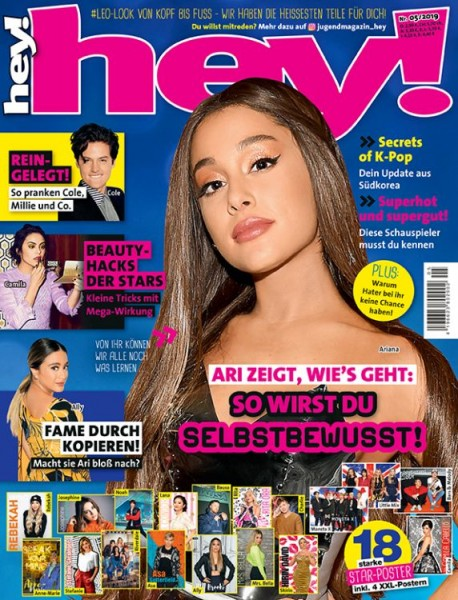 hey! Magazin 05/19
