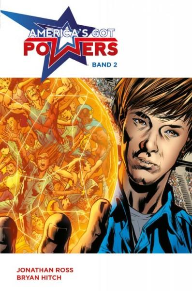 America's Got Powers 2