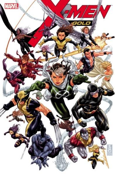 X-Men: Gold 6 Comic Con Stuttgart Variant
