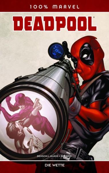 100% Marvel 48: Deadpool