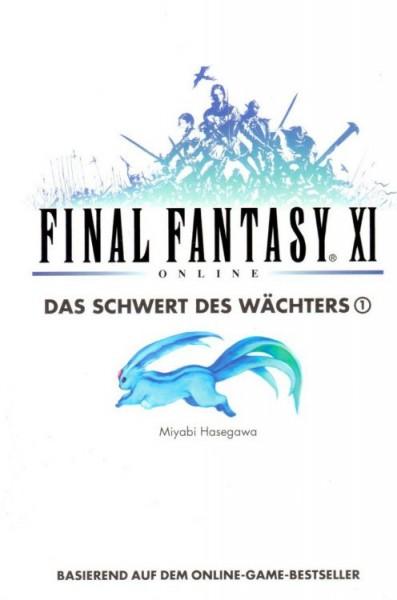 Final Fantasy XI: Das Schwert des Wächters 1
