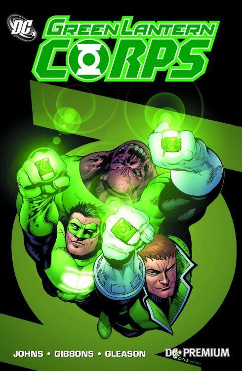 DC Premium 45: Green Lantern Corps