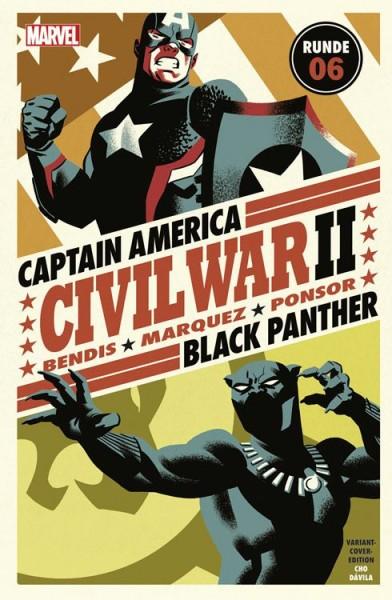 Civil War II Band 7 Variant