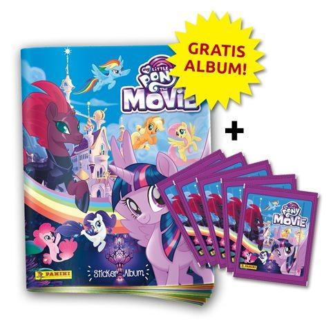 My Little Pony Stickerkollektion - Bundle 3