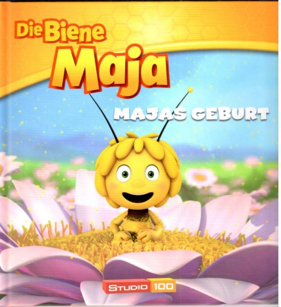 Biene Maja 1 - Majas Geburt