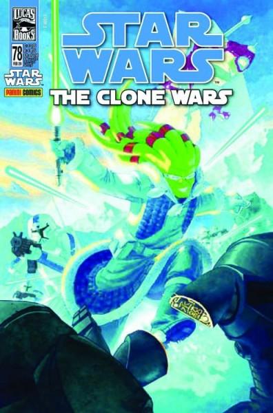 Star Wars 78: The Clone Wars