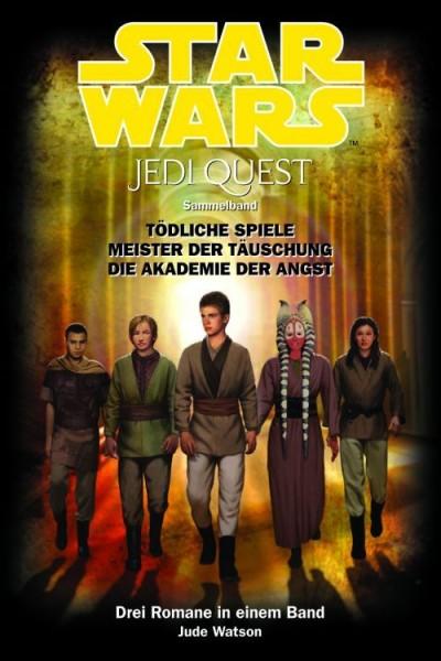 Star Wars: Jedi Quest Sammelband 2