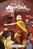 Avatar - Der Herr der Elemente 2: Das Versprechen 2 - Cover