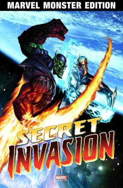 Marvel Monster Edition 32: Secret Invasion 3