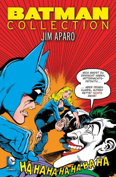 Batman Collection: Jim Aparo 4