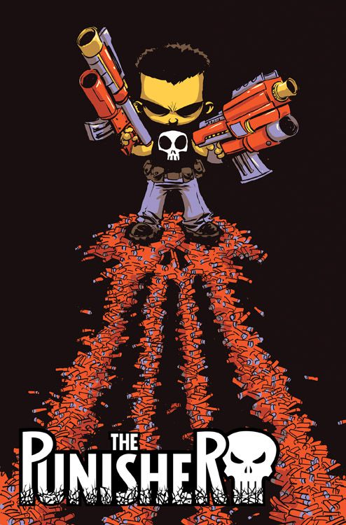 Punisher 1 Variant