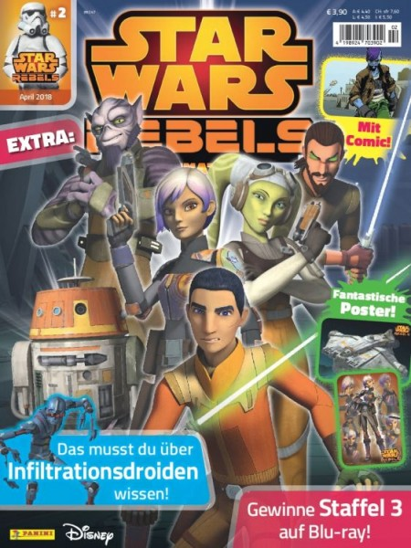 Star Wars - Rebels - Animation 2