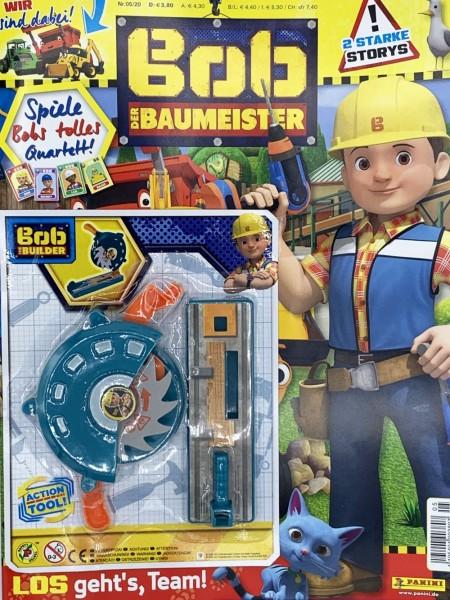 Bob der Baumeister Magazin 05/20