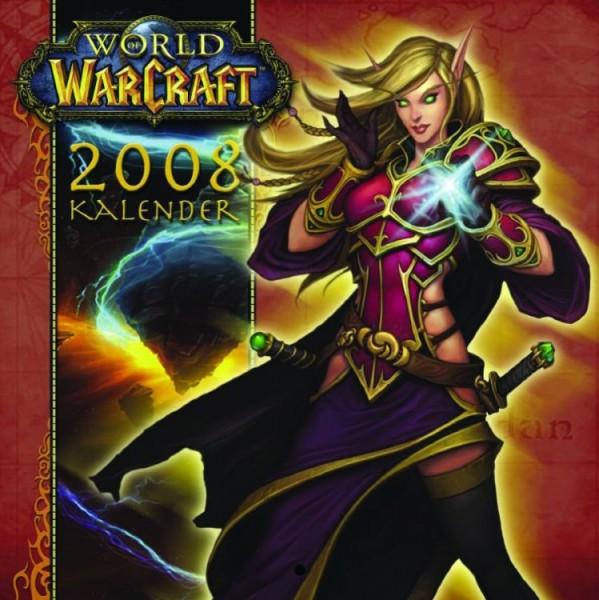 World of Warcraft -Wandkalender (2008)