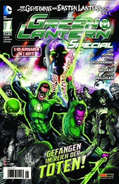 Green Lantern: Das Geheimnis der ersten Lantern - Special 1