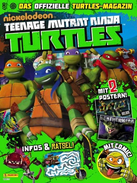 Teenage Mutant Ninja Turtles - Magazin 7