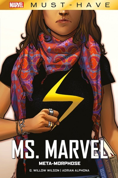 Marvel Must Have: Ms. Marvel - Meta-Morphose Cover
