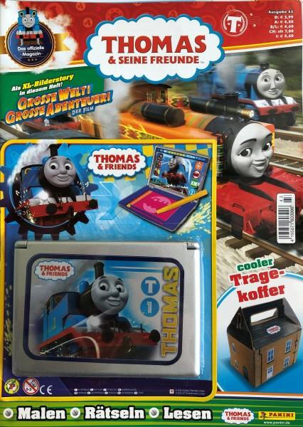 Thomas und seine Freunde Magazin 43