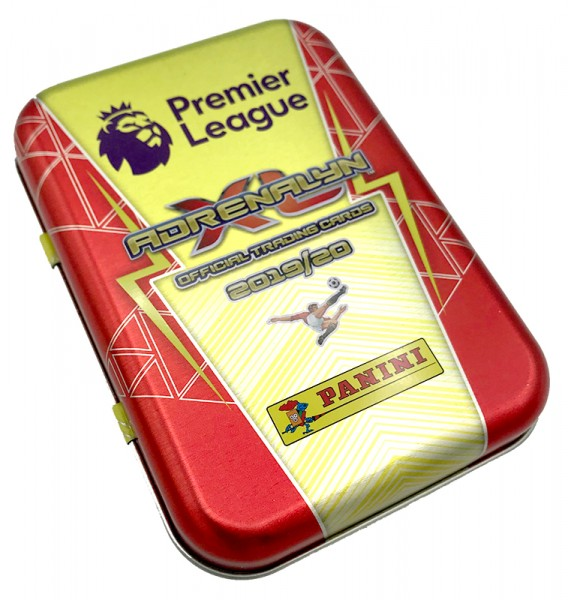 Panini Premier League Adrenalyn XL 2019/20 Kollektion – Pocket-Tin