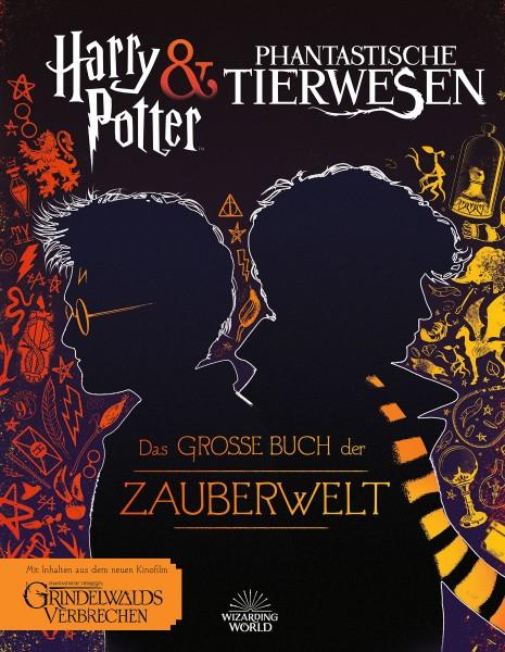 Harry Potter & Phantastische Tierwesen - Das große Buch der Zauberwelt Cover
