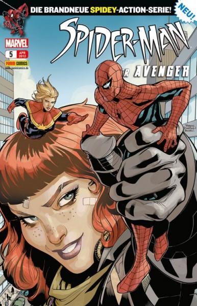 Spider-Man, der Avenger 5