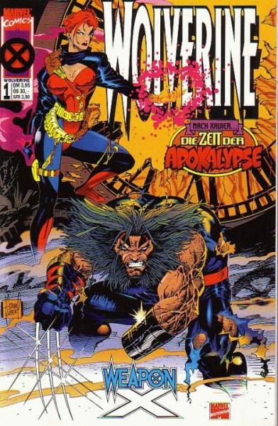 Wolverine 1: Die Zeit der Apokalypse