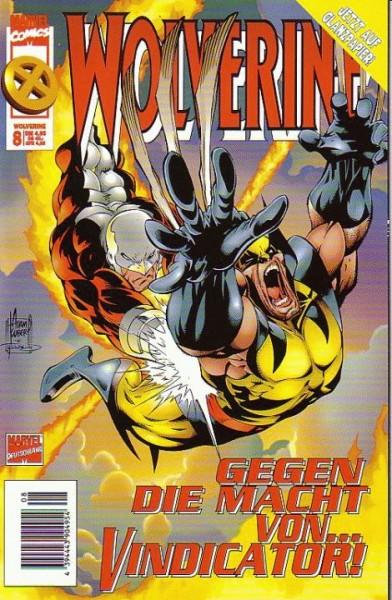 Wolverine 8 : Gegen die Macht von...Vindicator!