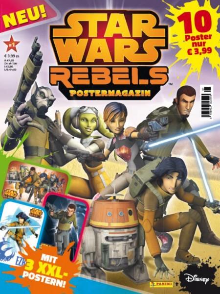 Star Wars: Rebels - Postermagazin 1