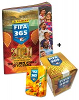 Panini FIFA 365 2020 Stickerkollektion – Mega-Bundle