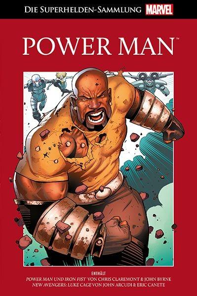 Die Marvel Superhelden Sammlung 14: Power Man