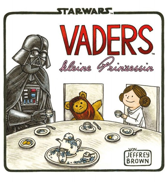 Star Wars - Vaders kleine Prinzessin - Wandkalender (2015)
