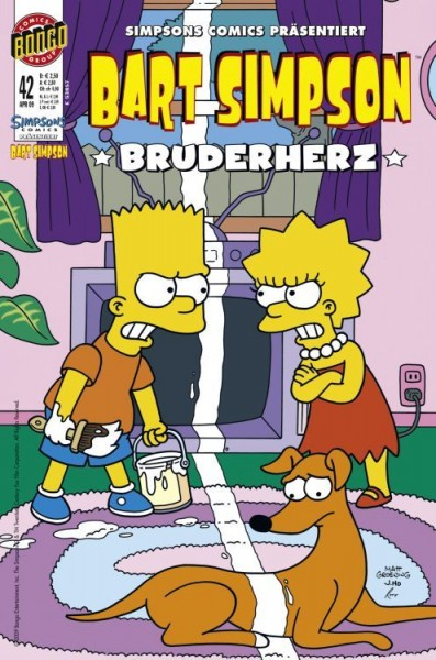 Bart Simpson Comics 42