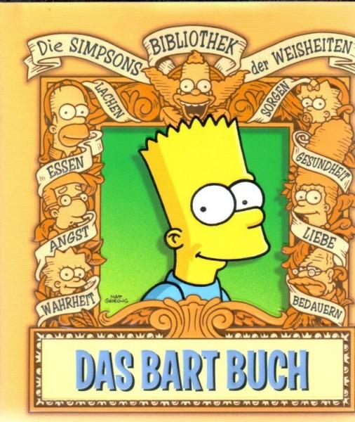 Die Simpsons - Bibliothek der Weisheiten - Das Bart Buch