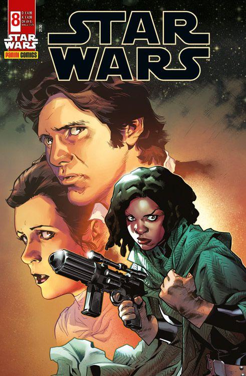 Star Wars 8 - Kiosk-Ausgabe