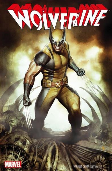 Wolverine 4: Der Tag der Abrechnung Variant - Vienna Comic Con