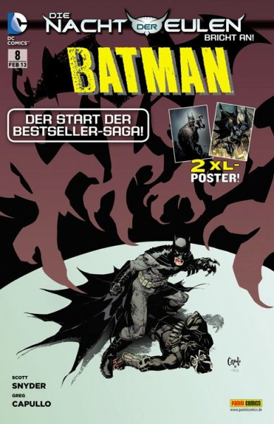Batman 8 (2012)