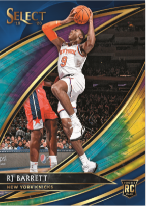 NBA Select 2019-20 Trading Cards - Hobbybox - RJ Barrett
