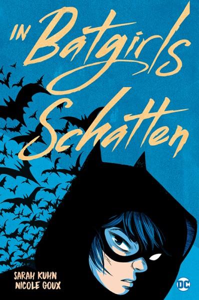 In Batgirls Schatten Cover