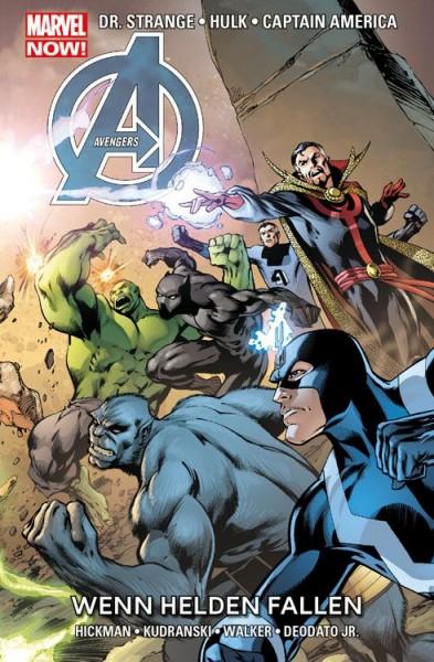Avengers Paperback 7 (2014): Wenn Helden fallen