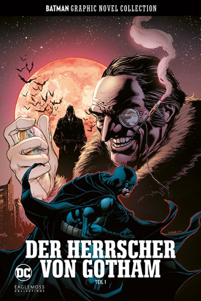 Batman Graphic Novel Collection 46: Der Herrsher von Gotham, Teil 1 Cover