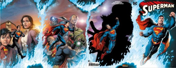 Superman 10 Variant