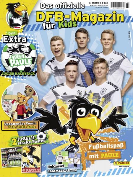 DFB-Fussballspaß mit Paule 02/19