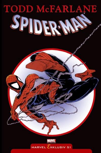 Marvel Exklusiv 51: Todd Mcfarlane Spider-Man 2