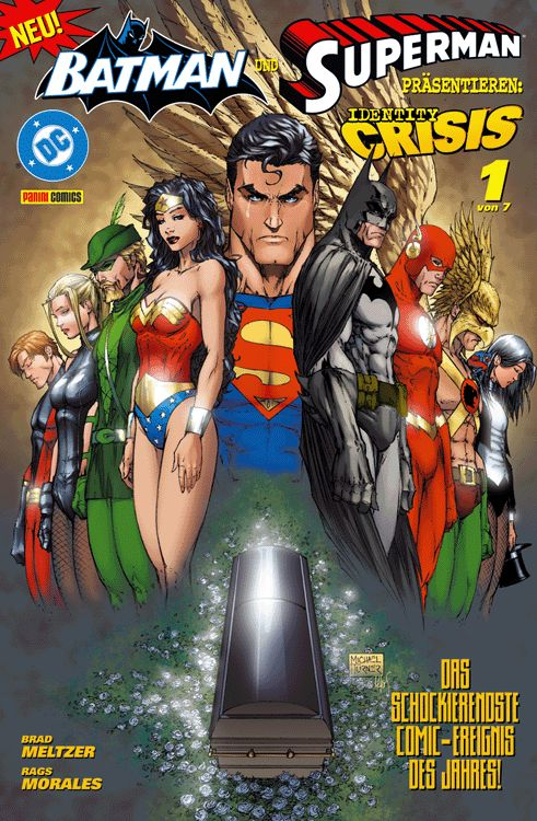 Batman und Superman präsentieren:...