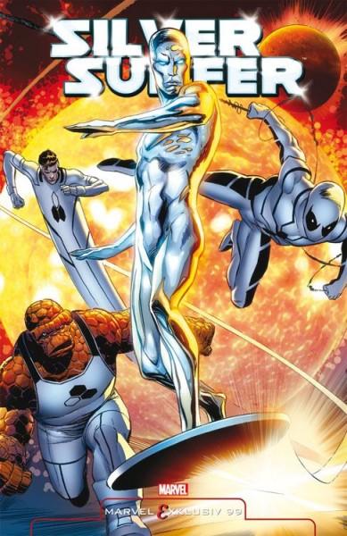 Marvel Exklusiv 99: Silver Surfer Hardcover