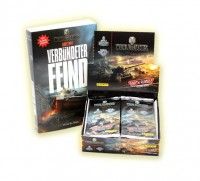 World of Tanks Trading Cards Kollektion - Bundle 1