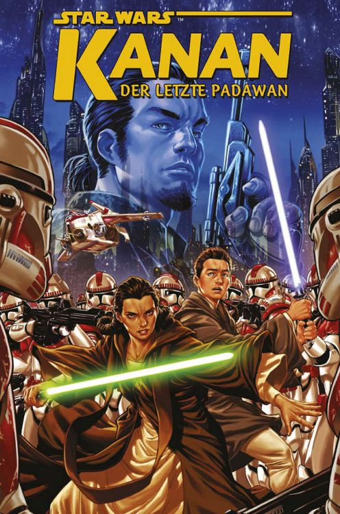 Star Wars Sonderband 89: Kanan - Der...