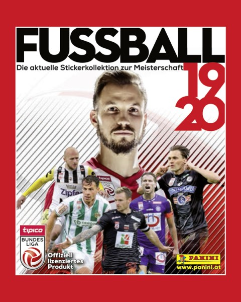Bundesliga Österreich 2019/20 - Tüte