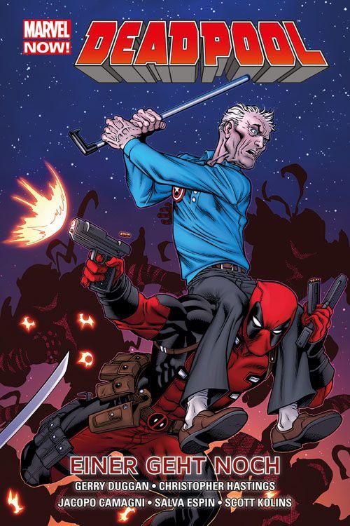 Marvel Now!: Deadpool 9